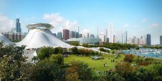 Lucas Museum of Narrative Art Planned for Chicago