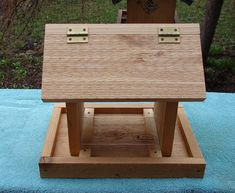 birdhouse plans pinteres. Black Bedroom Furniture Sets. Home Design Ideas