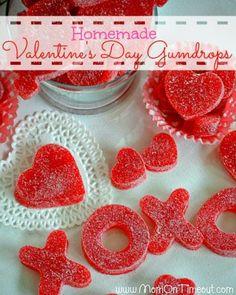 Valentine's Day Gumdrops