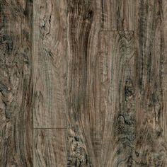 Hampton Bay Greyson Olive Wood Laminate Flooring 5 In X