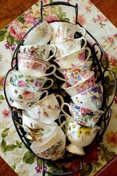 "teacups """