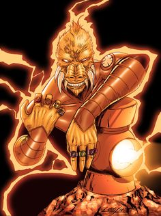 Colored Larfleeze: Pencils/Inks: Me Colors by: Kyle Ritter [link] Please visit his page, as he does good work and is taking commissions! Larfleeze King of the Rings Orange Lanterns, Blue Lantern, Green Lantern Corps, Comic Books Art, Book Art, Dc Comics Vs Marvel, Guardians Of The Universe, Justice League Dark, Comic Villains
