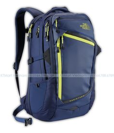 e4c290094132 The North Face Resistor Charged Laptop Backpack CTK4 The North Face phan  biet ba lo xin