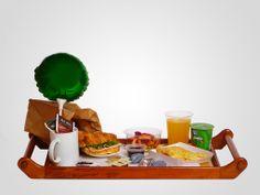 Desayuno para Él, Dulce Regalo Express