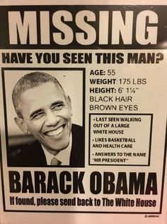 Please find him and bring him back ASAP.