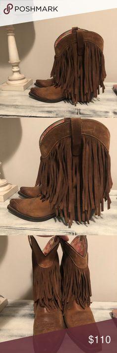 866f6aea322 11 Best fringe cowboy boots images in 2017   Fringe cowboy boots ...