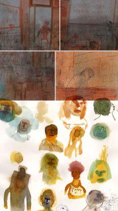 """JORGE GONZÁLEZ - Novela gráfica """"Dear Patagonia"""" (84)"""