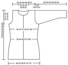 Veste à capuche DROPS tricotée avec 2 fils Fabel. Du S au XXXL
