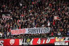 Respect Bruno... Keep fighting!