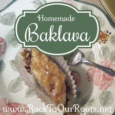 Sweet, gooey, and crispy, this Baklava recipe is the perfect dessert to finish off a celebration meal! And makes wonderful holiday gifts!