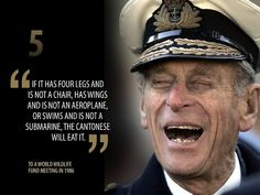 Prince Philip Quotes Fair The 19 Greatest Gaffes From The Uk's Prince Philip  Prince Philip . Design Ideas