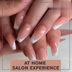 nails uv gel videos - nails uv gel & nails uv gel design & nails uv gel coffin & nails uv gel tips & nails uv gel videos & diy gel nails with uv light & uv gel nails extensions & uv gel nails designs Yellow Nails Design, Yellow Nail Art, Essie, Silk Nails, Silk Wrap Nails, Diy Acrylic Nails, Clear Acrylic, Wedding Nail Polish, Artificial Nails