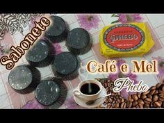 O PERFEITO SABONETE PHEBOO COM CAFÉ E MEL, FACIL DE FAZER E MUITO CHEIROSO, EFEITO ESFOLIANTE - YouTube