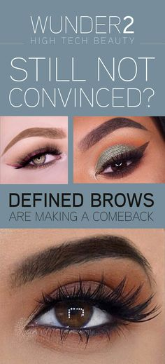 Eyes are the first part of another person we look at - therefore you will want to use a product that will frame them perfectly. That product is WunderBrow! Choose from 5 shades - Blonde, Brunette, Auburn, Black/Brown or Jet Black. Order today for $22 to get FREE shipping & a 30 day money back guarantee. Simply click on the 'visit' button above. The order form takes less than 2 minutes to complete. Once done you will receive an order confirmation email. Welcome to the future of beautiful brows.