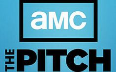 Logo of AMC's reality series 'The Pitch'.jpg