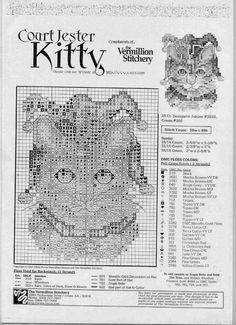 Court Jester Kitty