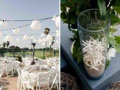 Starfish Wedding Decorations