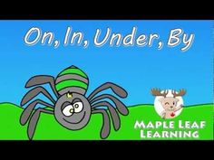 On In Under By Song - YouTube        Repinned by Chesapeake College Adult Ed. We offer free classes on the Eastern Shore of MD to help you earn your GED - H.S. Diploma or Learn English (ESL).  www.Chesapeake.edu