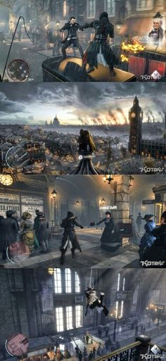 Assassins Creed Victory, the next installment takes place in Victorian London .