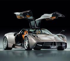 Pagani Huayra el auto de mis sueños!!