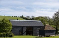 The Ancient Party Barn by Liddicoat & Goldhill - UK