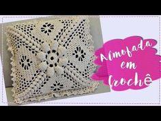 Carine Strieder - Almofada Buquê De Tulipas - YouTube