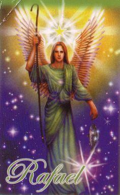 arcangel rafael - Buscar con Google- he's not that kind of angel-