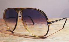Tony Stark Sunglasses, Top Sunglasses, Vintage Sunglasses, Sunglasses Women, Carrera Sunglasses Mens, Optical Glasses, Mens Glasses, Vintage Frames, Vintage Designs