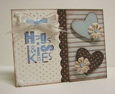 LSC222 Hugs & Kisses by amrucci - Cards and Paper Crafts at Splitcoaststampers