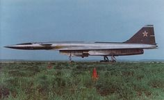 The amazing Sukhoi T-4 bomber, the Soviet Union's answer to the North American XB-70A Valkyrie