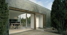 Murman Architects for Sommarnojen custom Swedish country house via Gardenista