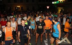 Minutes before start of Ultramarathon Celje - Logarska dolina 2013
