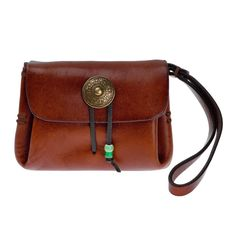 ZLYC Retro Chic Handmade Leather Card Holder Coin Purse Slim Change Pocket Wallet with Wrist Band, Brown. Size:width-4.4 inches / 11 cm, height-3.5 inches / 9 cm, thickness-1.7 inches / 4.5 cm. Minimalist size, unique designed for easy access to credit cards and IDs, cash, checks, etc. Handmade from 100% genuine vegetable tanned leather,Eco-friendly and healthy. Such a chic and simple business card case with contrast stitching, well organizing your cards,changes and cashes. Being handmade...