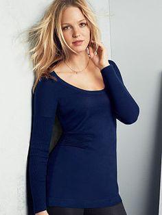 Victoria's Secret: High-low Tunic Sweater