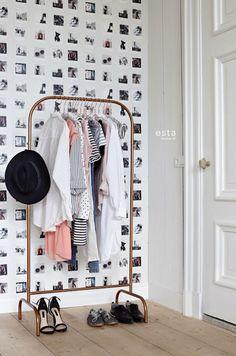 10 stylish wallpapers for teenagers - Photowall Ideas Diys Room Decor, Room Decor Bedroom, Home Decor, Decor Ideas, My New Room, My Room, Decoration Tumblr, Tumblr Rooms With Lights, Photowall Ideas