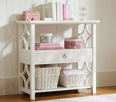 Ava Regency Bookcase #pbkids Nightstand alternative?