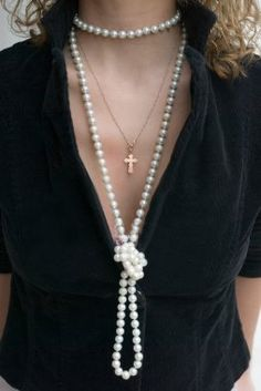 Pearls-classic and perfect for every occasion....
