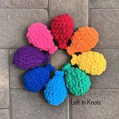 Crochet Water Balloons — Left in Knots
