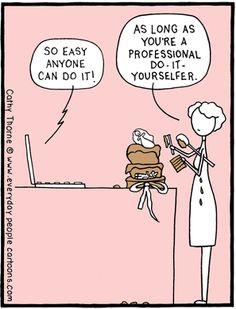 Do-it-yourself Cartoon