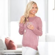 "13 Likes, 1 Comments - The Pink Lily Boutique (@thepinklilyboutique) on Instagram: ""Super Deal Saturday is on! Snag this sweater (perfect for spring) for just $25! (shop link in bio)…"""