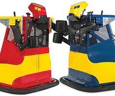 Life Size Boxing Robots
