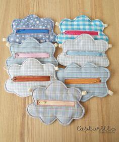 nubes / Costurilla Handmade - Artesanio