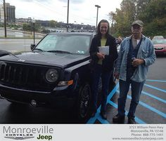 Happy Birthday to Marshall Kelley from Ira  Johnson and everyone at Monroeville Chrysler Jeep! #BDay