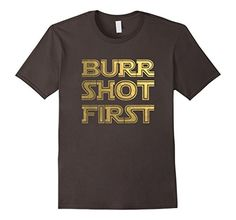 d2f2bf01 Men's Burr Shot First T-Shirt Small Asphalt Burr Shot Fir... Hygge