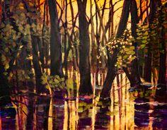 Watercolour & Acrylic Paintings, by Carm Rinaldis, Niagara Falls, ON