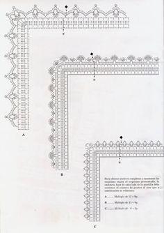 Handmade Anabelia: patterns