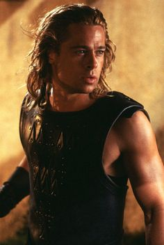 Still of Brad Pitt in Troy  he was his most handsome here YOU REALLY NEED TO WATCH THIS