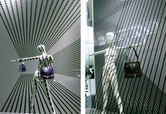 """JAEGER,London,UK, """"The Geometric Pattern"""", creative by Kate Henderson, pinned by Ton van der Veer"""