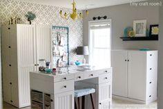 Linda Craft Room