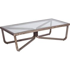 McGuire Furniture: Knot Coffee Table: No. 950